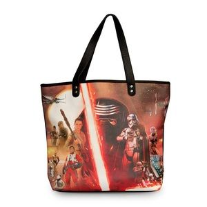Star Wars Movie Tote by Loungefly